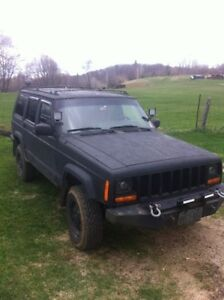 Lifted 1999 Jeep Cherokee for Sale/Trade