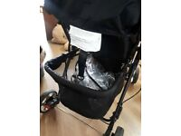 GET 1 GET 1 FREE : BabyStart buggy with raincover and another buggy