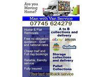 House office removals - waste removal - house clearances man & van 07745624279
