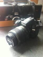 Nikon D3100 DSLR Camera 18-55 VR Kit Hobart CBD Hobart City Preview