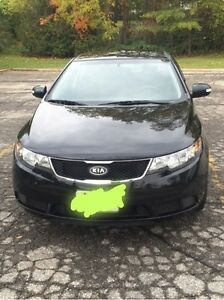 2010 Kia Forte Ex Manual Transmission