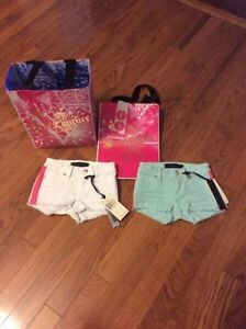 Brand New Kids/Toddler Girls Juicy Couture Shorts for Sale