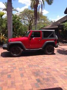 2015 Jeep Wrangler Convertible Gympie Gympie Area Preview