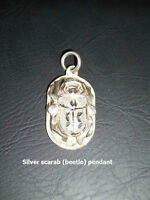 Brand New Egyptian Sterling Silver Pendant