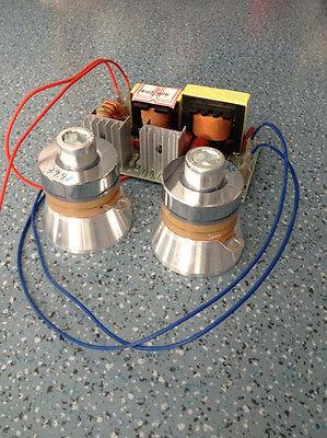 100w 40khz Ultrasonic Cleaning Transducer Cleaner Power Driver Board 110v220va