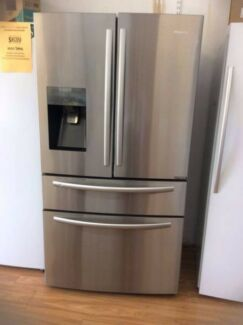 HISENSE 701L frost free fridge with ice maker with warranty