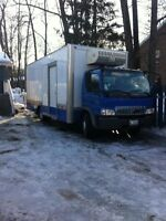 Refridgerated Truck ( Safety ) Ready For The Road  (Best Offer!)