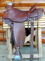 """McCall Northwest Wade Saddle 16"""" Excellent Condition"""