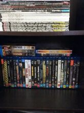 Large bundle of blu ray movies Tallegalla Ipswich City Preview