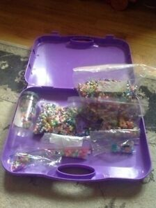 Huge container of beads