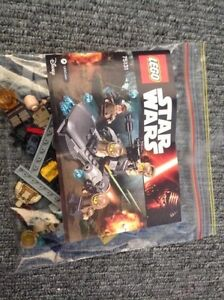 Lego Star Wars battle pack 75131 comes with space studs Secret Harbour Rockingham Area Preview