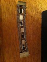 Armani exchange men's bracelet