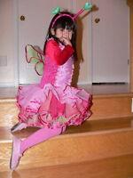 5 DÉGUISEMENT HALLOWEEN TUTU BALLERINE fille princess 4 5 6 C9