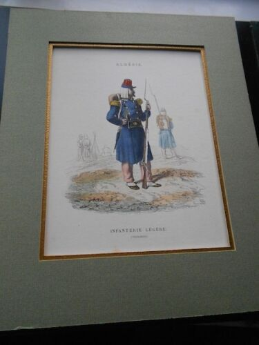 Raffet Print Infanterie Légère