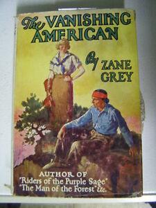 Zane Grey - The Vanishing American