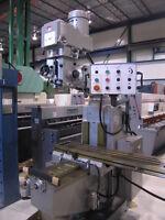 FIRST Milling machine
