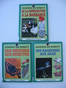 Collection « SCIENCE en DIRECT »