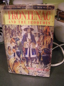Book Frontenac and the Iroquois