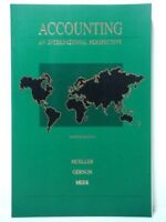 Accounting: An International Perspective