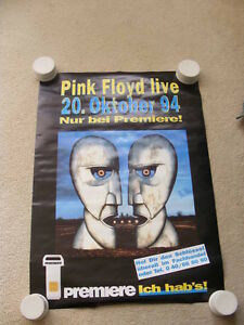 "FS: 1994 Pink Floyd ""Live Germany October 20, 1994"" (The Divisio London Ontario image 1"