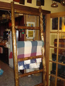 RUSTIC QUILT LADDER Cambridge Kitchener Area image 2