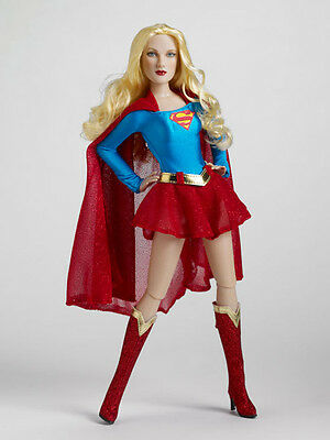 TONNER DC 13-IN SUPERGIRL DOLL (Net) (C 1-1-3) - T10DCDD08 Toys