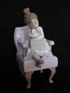 "LLADRO ""A BIRTHDAY SURPRISE"" FIGURINE"