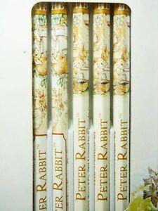 The World of Peter Rabbit Pencil Set by Beatrix Potter - Tan
