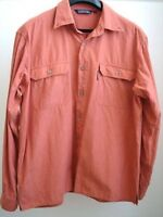 Orange Red Shirt by Pro Cam-Fis