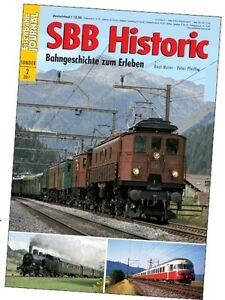 Eisenbahn Journal - SBB Historic - 2-2011