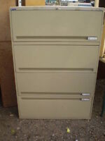 Variety of File Cabinets for Sale
