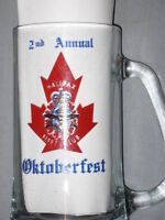 2nd ANNUAL FLEET CLUB OCTOBERFEST MUG (TWO AVAILABLE)