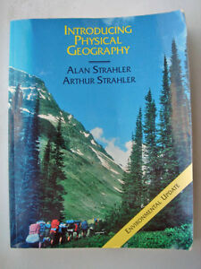Introducing Physical Geography by Alan & Arthur Strahler