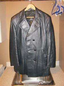JENO de PARIS Leather Jacket London Ontario image 1