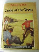 Zane Grey - Code of the West
