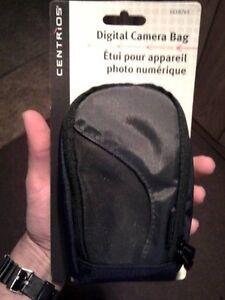 sac de appareil photo numérique (etui) Centrios. Neuf.