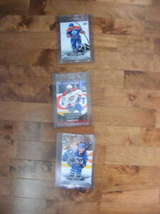 Cartes de hockey SP 2011-2012 de Hopkins, PK Subban et Cody