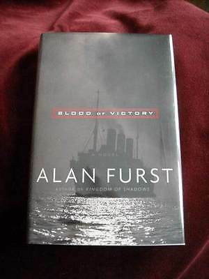 Alan Furst - Blood Of Victory- 1st