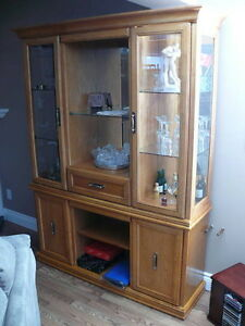 HUTCH AND BUFFET SET Windsor Region Ontario image 2