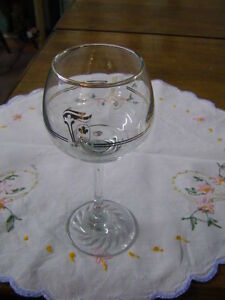 Set of Commemorative Olympic Glasses