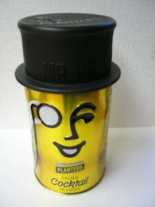 PLANTERS MR. PEANUT 100TH ANNIVERSARY CONTAINER