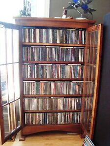 Selling My whole Music Collection - Over 1300 CD's=15,000 songs+