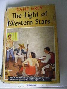 Zane Grey - The Light of Western Stars