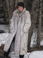 Hemming Fur Coats