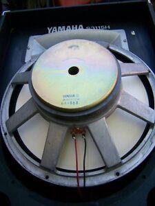Yamaha S3115H PA Speakers, CONSIDERING TRADES Ottawa Ottawa / Gatineau Area image 5