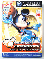 Gamecube / Wii Game - Disney Sports: Basketball