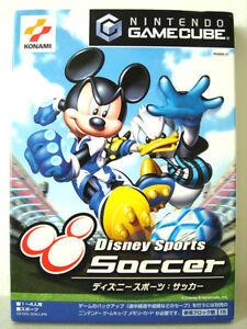 Gamecube / Wii Game - Disney Sports: Soccer