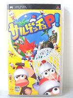 Sony PSP Game - Sarugetchu P!