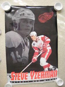 FS: Steve Yzerman (Detroit Red Wings) Sheet