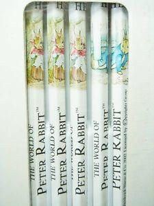 The World of Peter Rabbit Pencil Set by Beatrix Potter - Blue